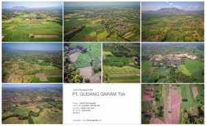 Aerial Photography Processed | Before AfterAerial Gudang Garam